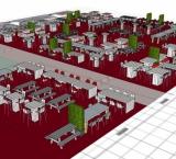 50 + Beurs 2018 - foto 5 - Terras ontwerp 3D