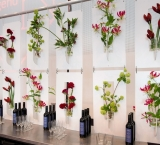 Event Grensverleggend 2016 - Foto 8 - Bloemen wand