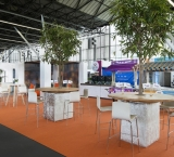 ISSA Interclean 2016 - Foto 3 - Connect Lounge