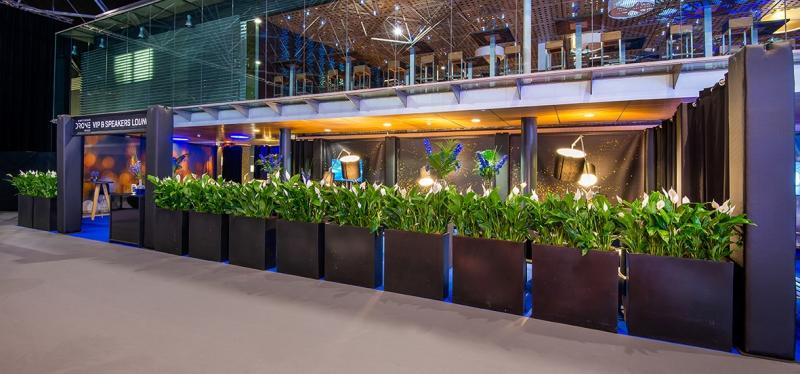Amsterdam Drone week - foto 2 - VIP en Speakers Lounge