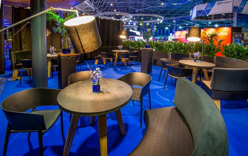 Amsterdam Drone week - foto 4 - VIP en Speakers Lounge