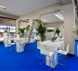 Aquatech 2011 - Foto 1 - VIP Lounge statafels