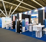 Aquatech 2011 - Foto 3 - stand op maat