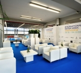 Aquatech 2011 - Foto 8 - VIP Lounge Bokkerijen