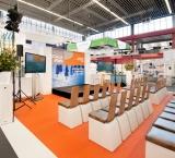 Aquatech 2015 - Foto 3 - Aquastage met nieuwe stoelen