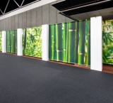 AutovakRAI 2011 - Foto 3 - Expo Wall Bamboe serie