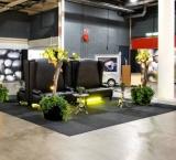 Beleef Koffie 2011 - Foto 3 - Lounge plek met bank en druivenboom