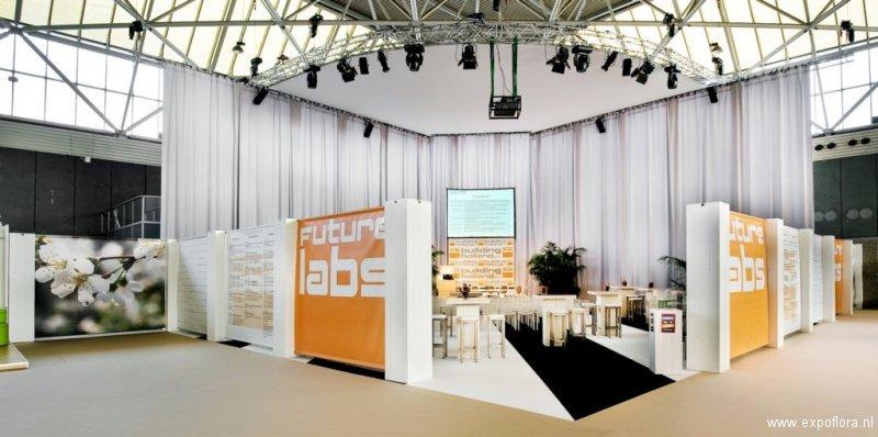 Building Holland 2012 - Foto 4 - Expo Walls op maat - Future Labs