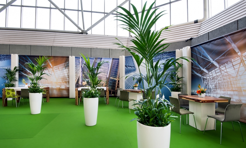 Building Holland 2017 - foto 9 - Delta Lounge & Rebook stand
