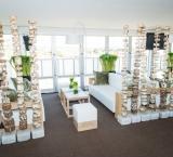 DTM Race Zandvoort - Foto 2 - Lounge setting