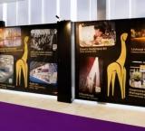 Gouden Giraffe 2012 - Foto 4 - Expo Wall op maat