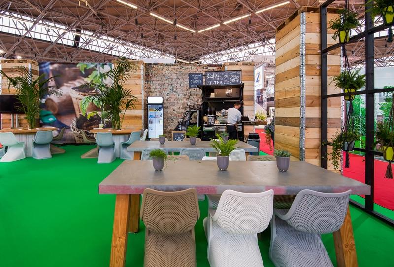 Greentech 2018 - foto 21 - Networking Area
