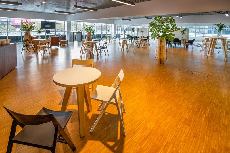 Hackathon 2018 - foto 6 - First Floor lounge