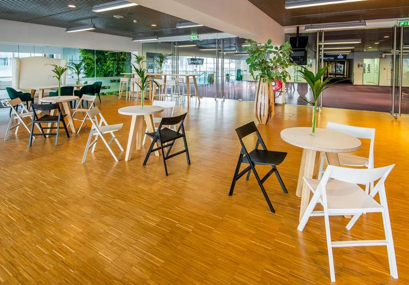 Hackathon 2018 - foto 7 - First Floor lounge
