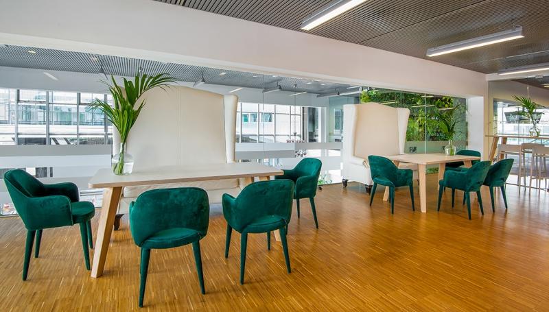 Hackathon 2018 - foto 8 - First Floor lounge