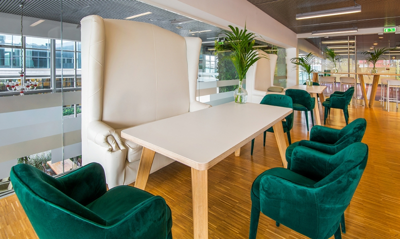 Hackathon 2018 - foto 9 - First Floor lounge