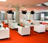 IBC 2011 - Foto 2 - VIP Lounge met luxe decoratie