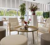 IBC 2017 - Foto 12 - VIP Lounge, lounge zitje