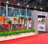 Infosecurity 2018 - foto 1 - VIP Lounge - Sales stand