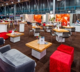 Infosecurity 2018 - foto 2 - VIP Lounge - Sales stand
