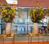 Intertraffic 2018 - foto 11 - Holland VIP Lounge - kolomdecoratie