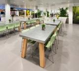 ISE 2015 - Foto 3 - Nieuwe tafels!!