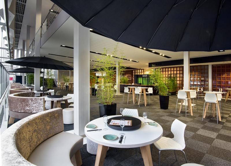 ISE 2017 - Foto 15 - Sushi Lounge