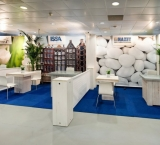 ISSA Interclean 2012 - Foto 3 - Stand ontwerp met Expo Wall