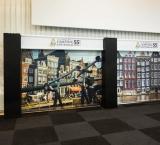 Jumping Amsterdam 2014 - Foto 7 - Expo Walls met frieslijsten!