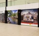 Jumping Amsterdam 2014 - Foto 10 - Expo Walls op maat