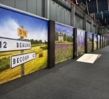 Kampeer & Caravanbeurs 2015 - Foto 1 - Expo Walls