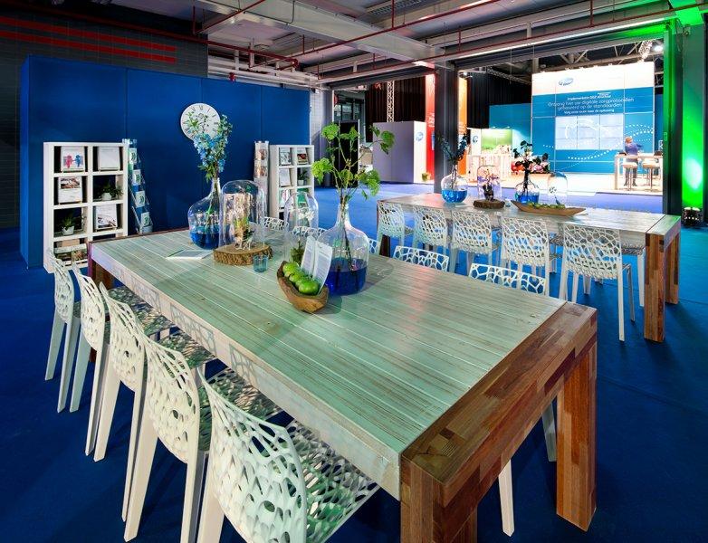LHV 2014 - Foto 16 - nieuwe tafels van FSC