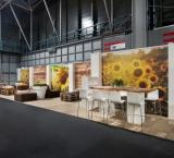 Macropack 2014 - Foto 3 - Huiselijk zitje met Expo Walls