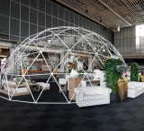 Masters of LXRY 2013 - Foto 3 - Lavazza Lounge met Dome