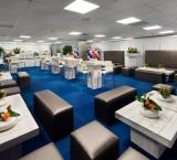 Mets 2012 - Foto 4 - VIP Lounge met Pearl Grey lounge meubilair