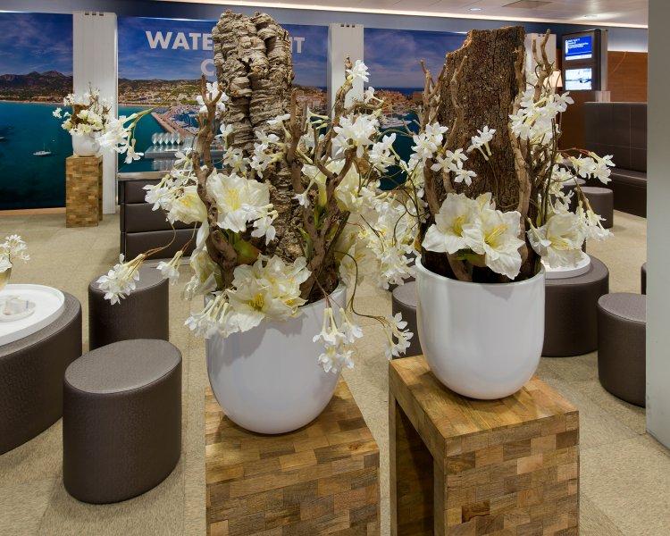 Mets 2013 - Foto 12 - WaterFront  Café met luxe decoratie