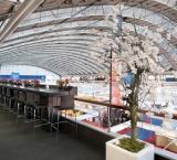 Mets 2015 - Foto 3 - Sushi Terras met lange tafel
