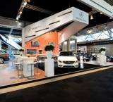 Miljonair Fair 2011 - Foto 2 - Mercedes Benz stand