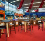 Money 20/20 - foto 3 - Catering Terras met statafels