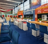 Money 20/20 - foto 7 - Catering Terras met statafels