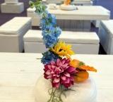 Negenmaandenbeurs 2014 - Foto 2 - Tafeldecoratie VIP Lounge Elicium