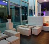 Nieuwjaarsfeesten Delta Lloyd 2013 - Foto 4 - Witte lounge!