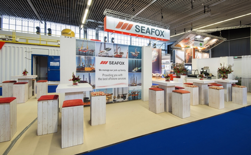 Offshore Energy 2016 - Foto 1 - SeaFox Stand