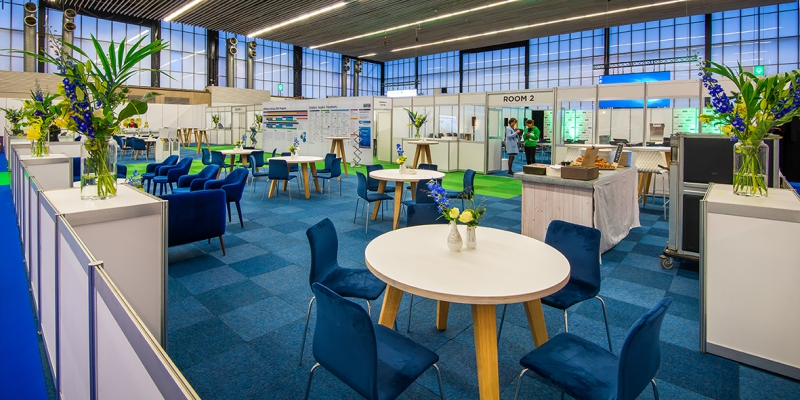 Offshore Energy 2018 - Foto 8 - Delegate lounge