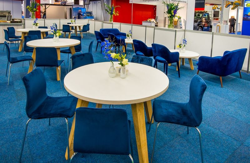 Offshore Energy 2018 - Foto 9 - Delegate lounge