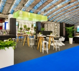 Offshore Energy 2018 - foto 1 - Bar area hal 1