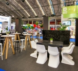 Offshore Energy 2018 - foto 2 - Bar area hal 1