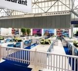 PLMA 2012 - Foto 2 - Expo wall in landen thema
