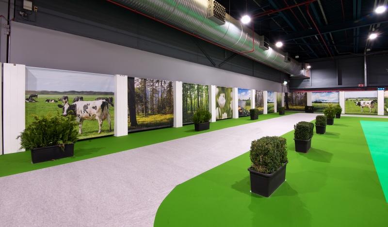 Vakantiebeurs 2016 - Foto 16 - Fietsparcour met Expo Walls