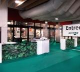 ZorgTotaal - Zorg & ICT 2013 - Foto 6 - Entree gebied met Expo Walls Half/Hoog
